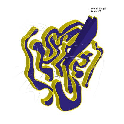 "Roman Flugel/ANIMA EP 12"""