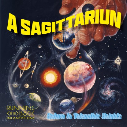 A Sagittariun/RETURN TO TELEPATHIC...LP