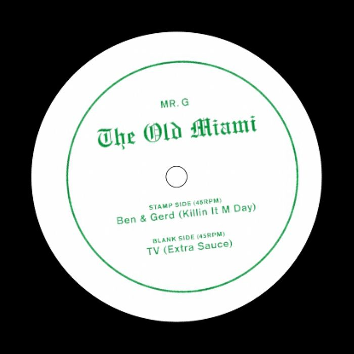 Mr. G/THE OLD MIAMI 12""