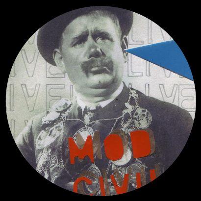 """Mod Civil/SOMEBODY TO LOVE - J KORN 12"""""""