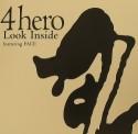 "4 Hero/LOOK INSIDE (DAZ-I-KUE RMX) 12"""