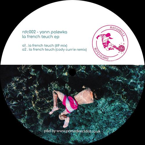 """Yann Polewka/LA FRENCH TOUCH EP 12"""""""