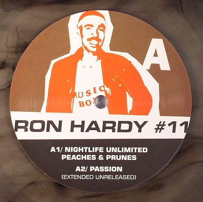 "Ron Hardy/RON HARDY EDITS #11 12"""