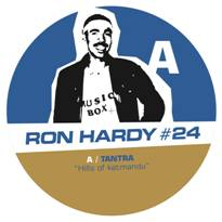 "Ron Hardy/RON HARDY EDITS #24 12"""