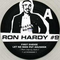 "Ron Hardy/RON HARDY EDITS #9 12"""