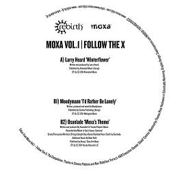 "Various/MOXA VOL.1-FOLLOW THE X EP 12"""