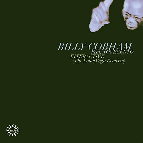 "Billy Cobham/INTERACTIVE (L VEGA RX) 12"""