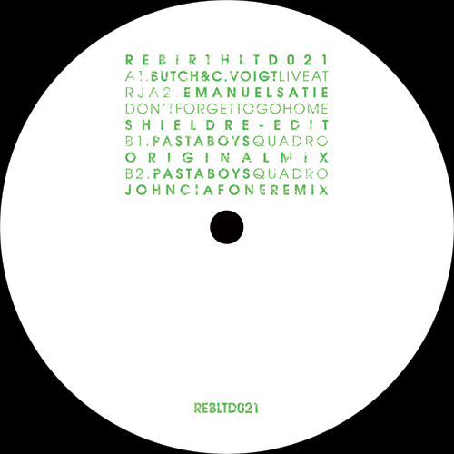 Various/REBIRTH LTD SAMPLER 3 12""