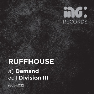 Ruffhouse/DEMAND 12""