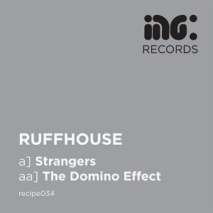 "Ruffhouse/STRANGERS 12"""