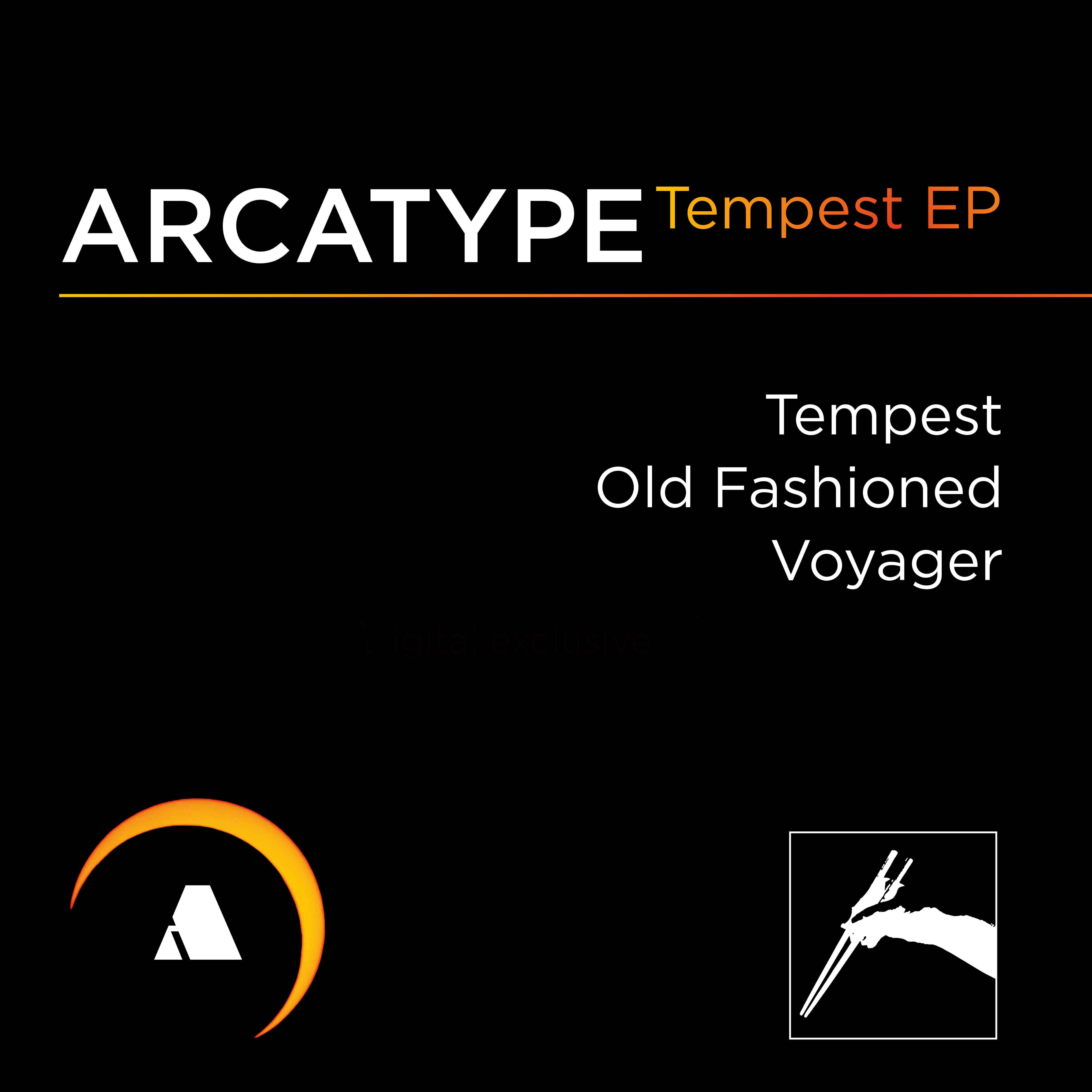 """Arcatype/TEMPEST EP 12"""""""
