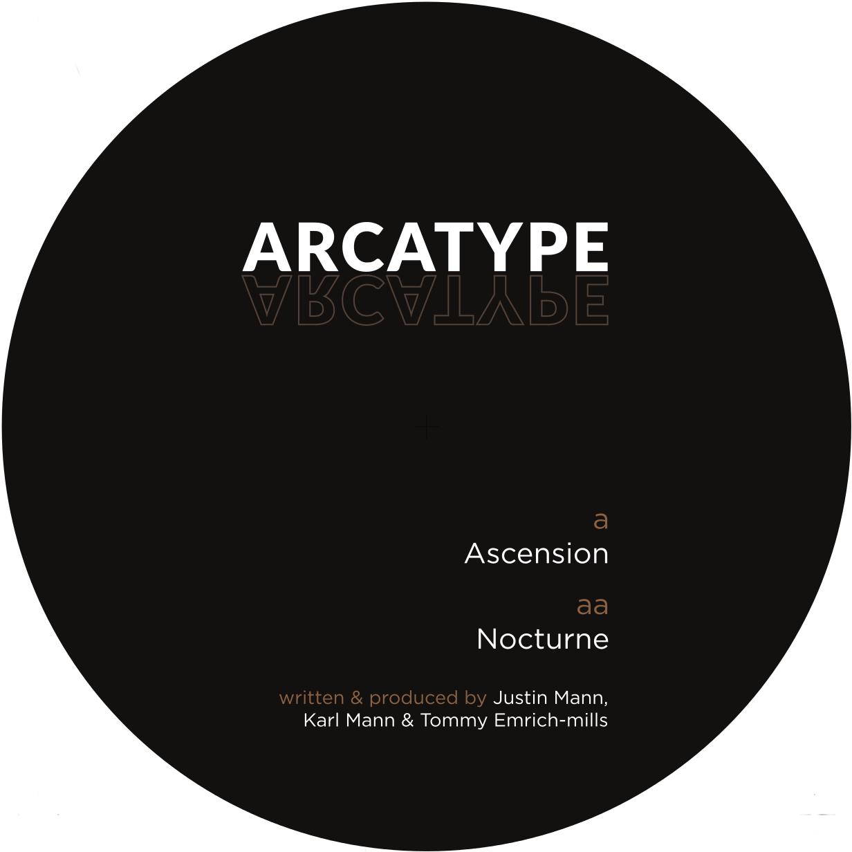 "Arcatype/ASCENSION 12"""
