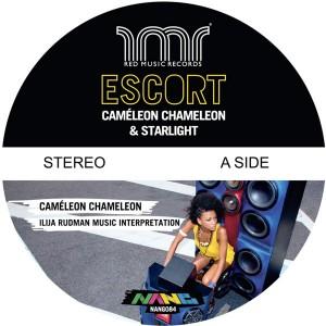 "Escort/CAMELEON CHAMELEON REMIX 12"""