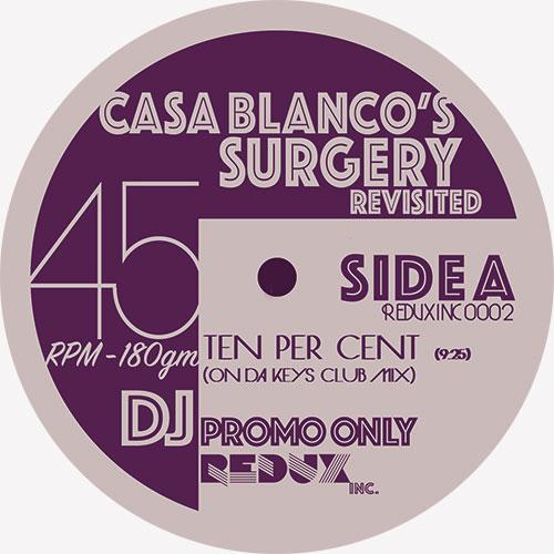 "Various/CASA BLANCO'S SURGERY... 12"""