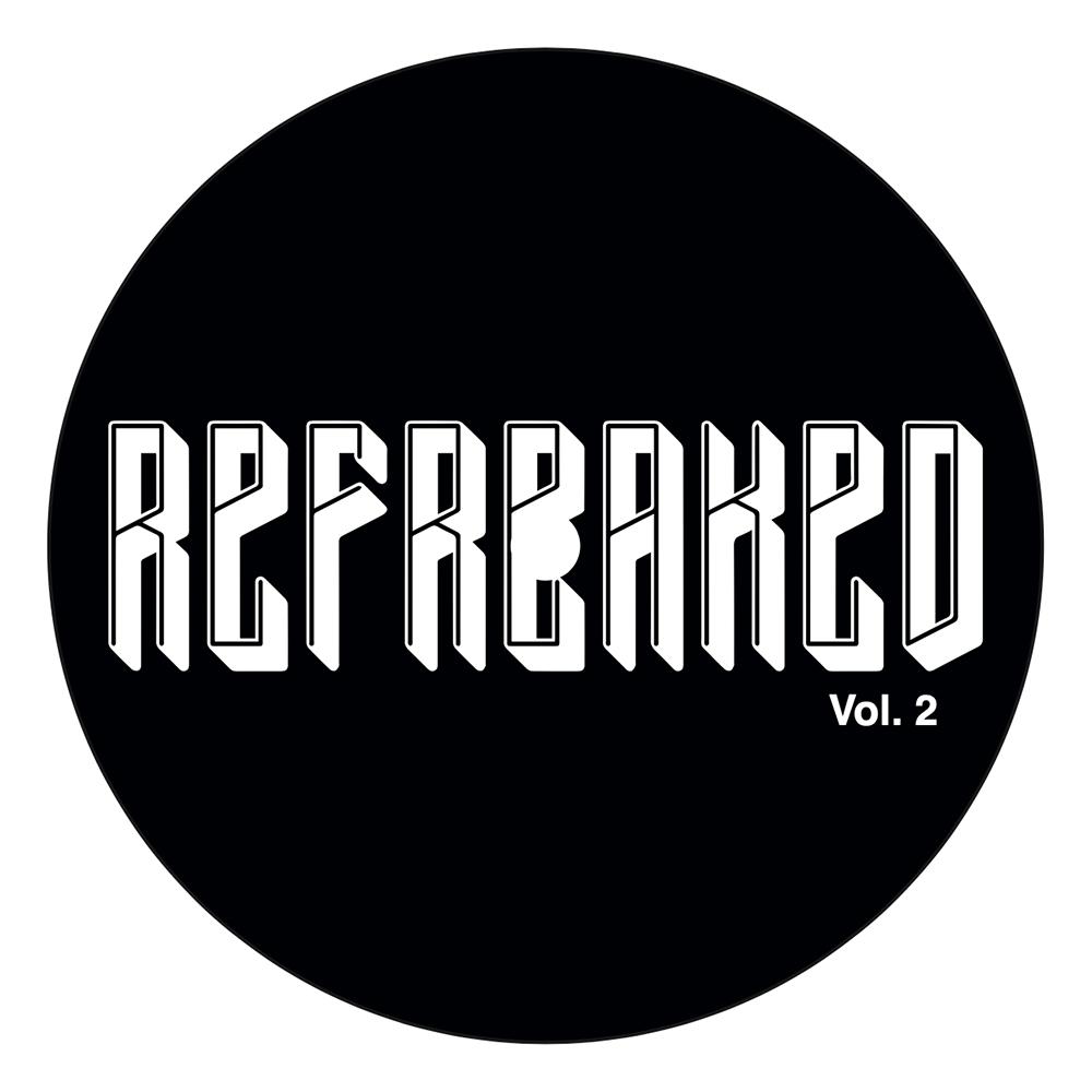 """DJ Spinna/REFREAKED VOL. 2 12"""""""