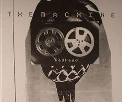 Machine, The/REDHEAD  CD