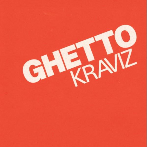 "Nina Kraviz/GHETTO KRAVIZ (RED) 12"""