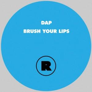 """DAP/BRUSH YOUR LIPS 12"""""""