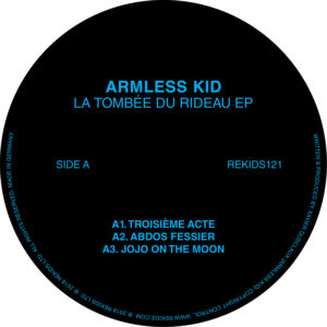 """Armless Kid/LA TOMBEE DU RIDEAU EP 12"""""""