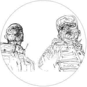 """Subradeon/WALKING THROUGH MOTOWN EP 12"""""""