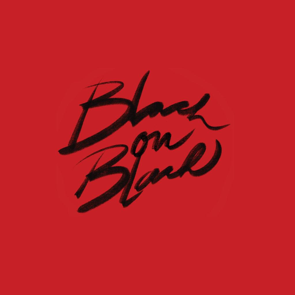 """SRVD/BLACK ON BLACK 12"""""""