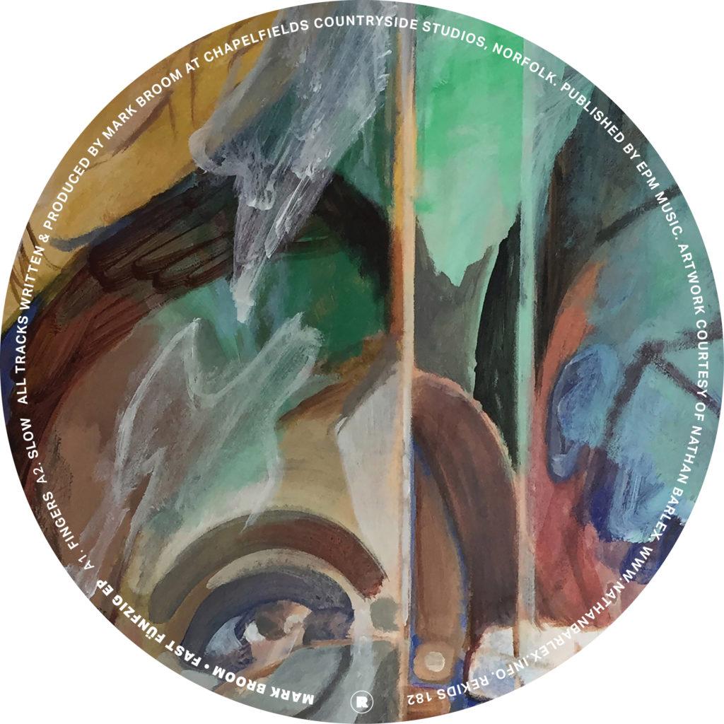 """Mark Broom/FAST FUNFZIG EP 12"""""""