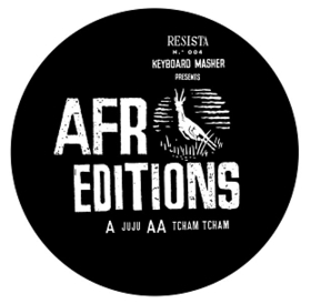 """Keyboard Masher/AFRO EDITIONS 12"""""""