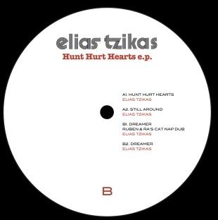 "Elias Tzikas/HUNT HURT HEARTS EP 12"""