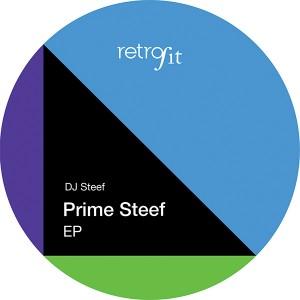 "DJ Steef/PRIME STEEF 12"""