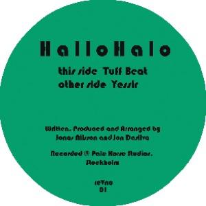 "Hallo Halo/TUFF BEAT & YESSIR 12"""