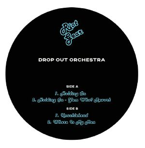 Drop Out Orchestra/HOLDING ON 12""