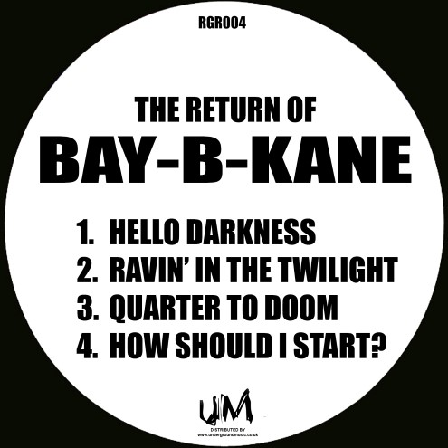 Bay-B-Kane/THE RETURN OF BAY-B-KANE 12""