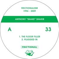 """Anthony Shake Shakir/FRICTIONALISM 4 12"""""""
