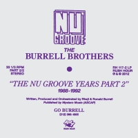 Burrell Brothers/NU GROOVE YEARS 2 DLP