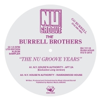 """Burrell Brothers/NU GROOVE YEARS 12"""""""