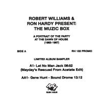 "R. Williams & Ron Hardy/MUZIC BOX 12"""