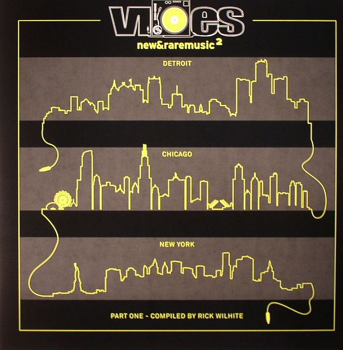 Rick Wilhite/VIBES 2 - PART 1 DLP