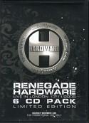 Various/RENEGADE HARDWARE LIVE LTD 6CD