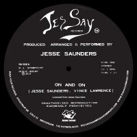 """Jesse Saunders/ON & ON 12"""""""