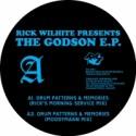 "Rick Wilhite/THE GODSON EP 12"""