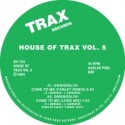 """Various/HOUSE OF TRAX VOL. 5 12"""""""