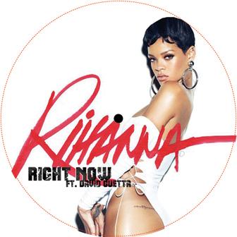 "Rihanna/RIGHT NOW REMIXES 12"""