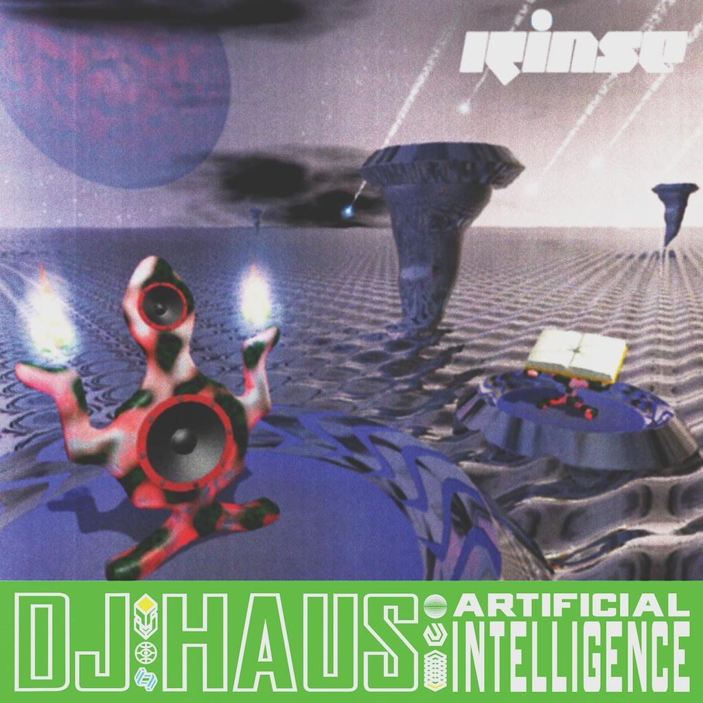 DJ Haus/ARTIFICIAL INTELLIGENCE DLP