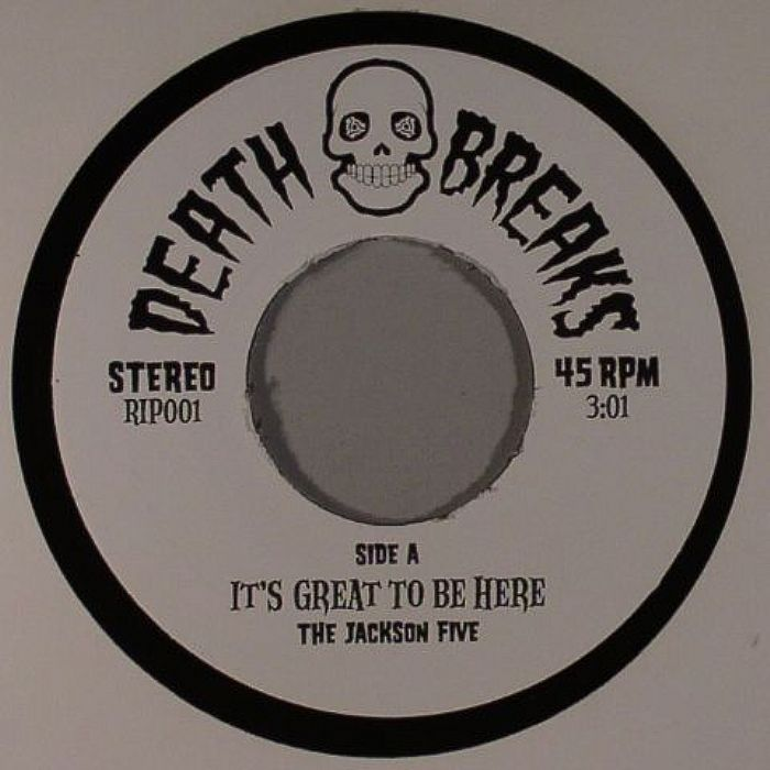 """Jackson Five/IT'S GREAT TO BE HERE 7"""""""