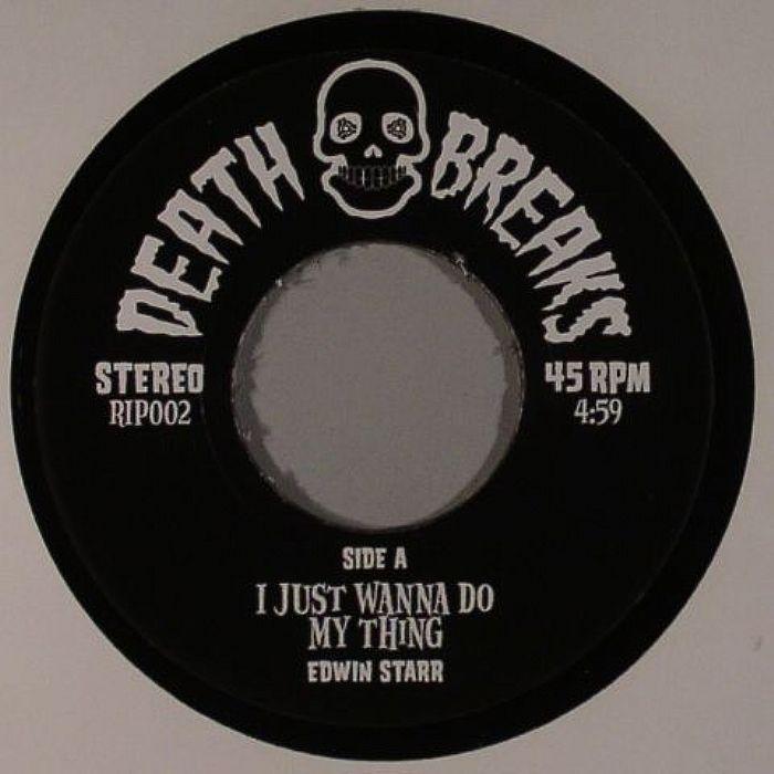 "Edwin Starr/I JUST WANNA DO MY THING 7"""