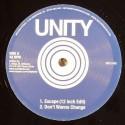 """Unity/ESCAPE (DIESLER RMX) 12"""""""