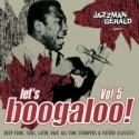 Jazzman Gerald/LET'S BOOGALOO VOL. 5 CD