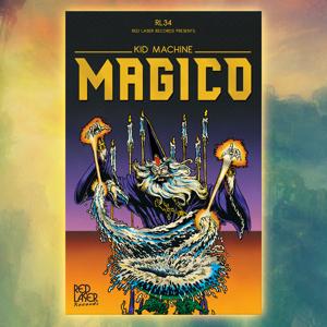 Kid Machine/MAGICO DLP
