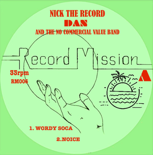 Nick The Record/RECORD MISSION 006 12""