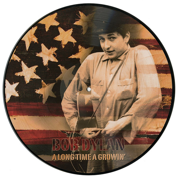 Bob Dylan/A LONG TIME A GROWIN' V2 LP